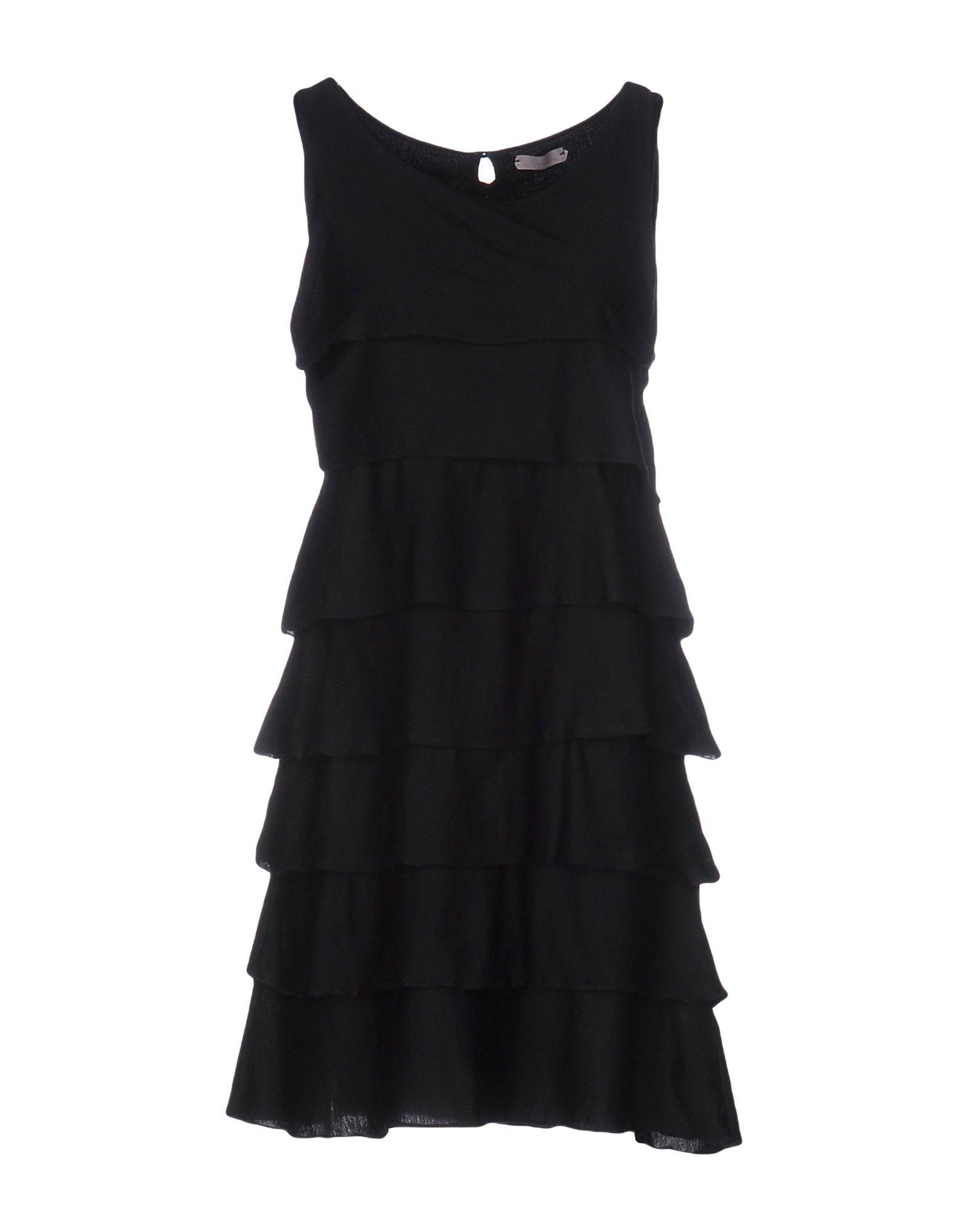 SCHUMACHER Короткое платье lisa corti короткое платье