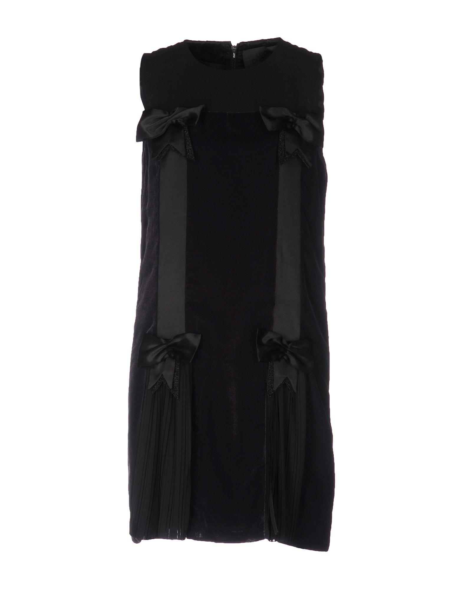 LUCKY CHOUETTE Короткое платье женское платье 21050