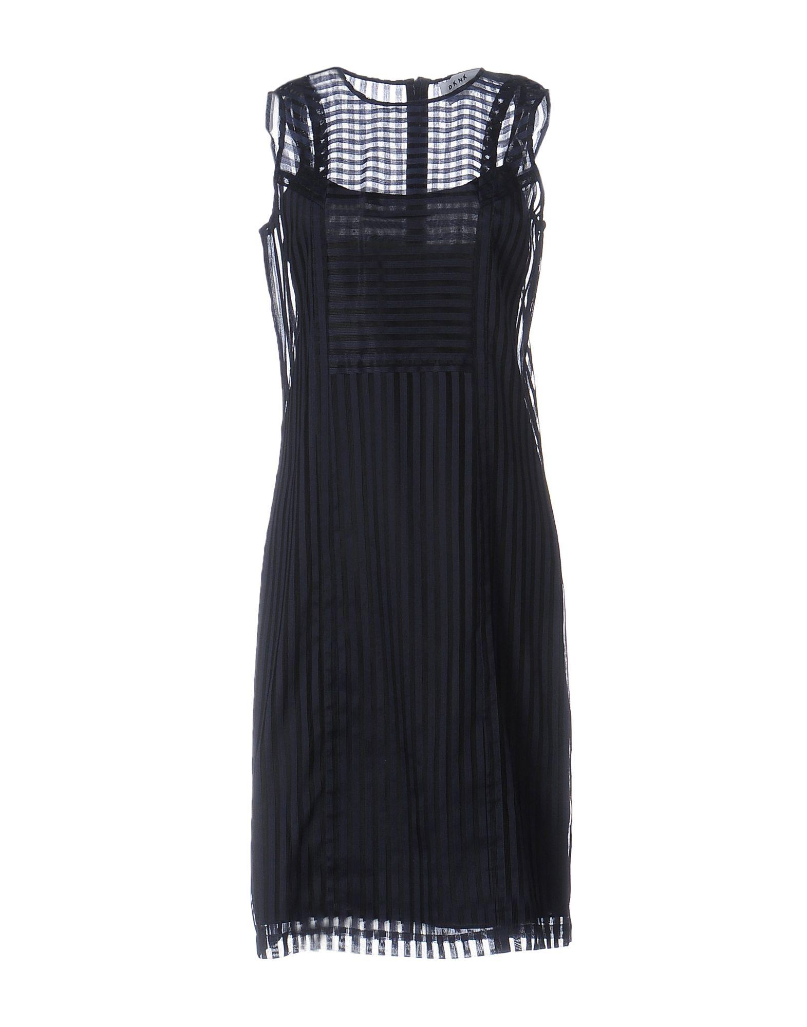 DKNY Платье до колена dkny pure платье до колена