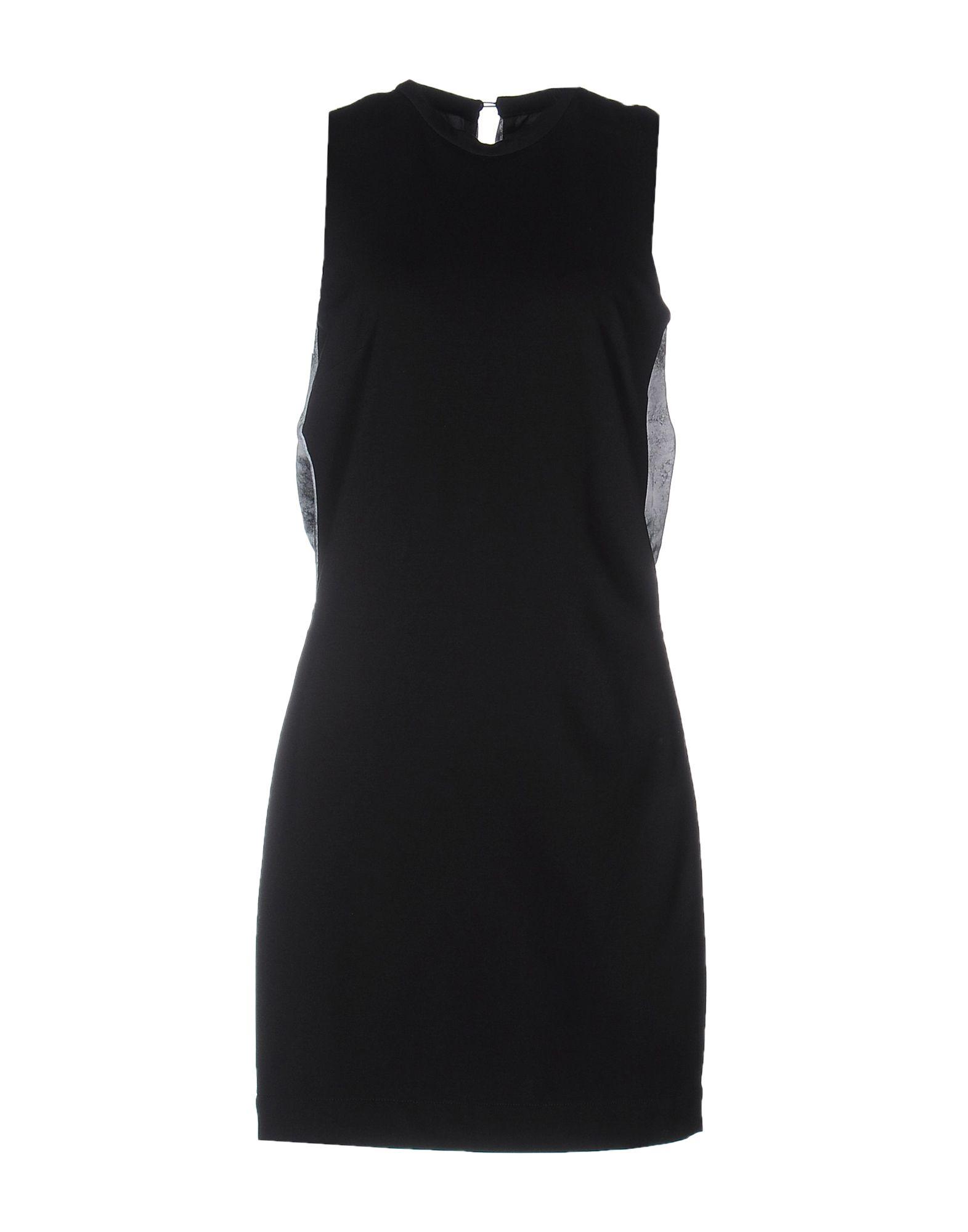 MAGAZZINI DEL SALE Короткое платье magazzini del sale полусапоги и высокие ботинки