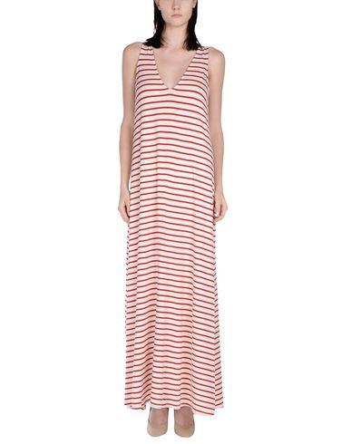 SOALLURE Длинное платье платье длинное в полоску