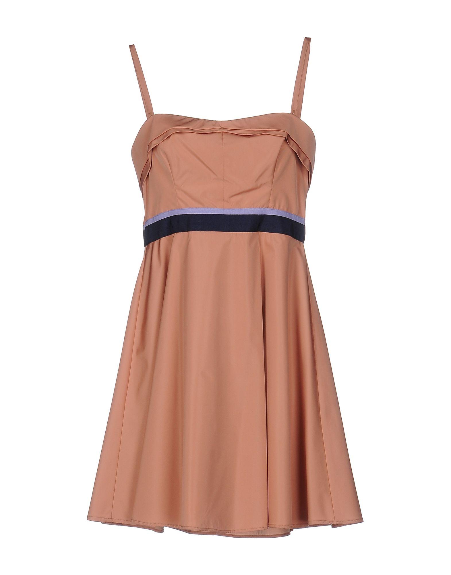 PINKO BLACK Короткое платье цена 2017