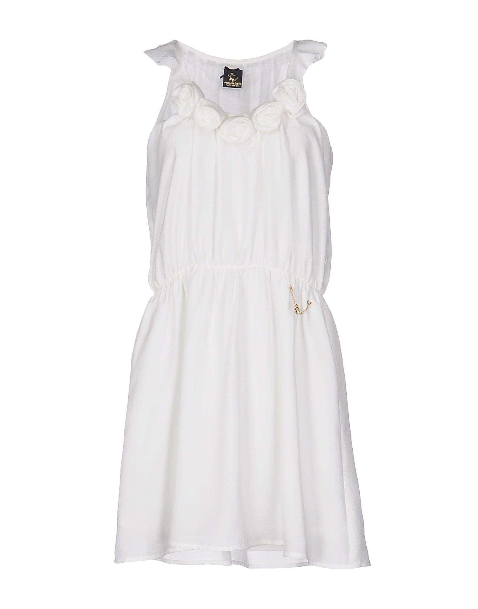 купить MAISON ESPIN Короткое платье по цене 2600 рублей