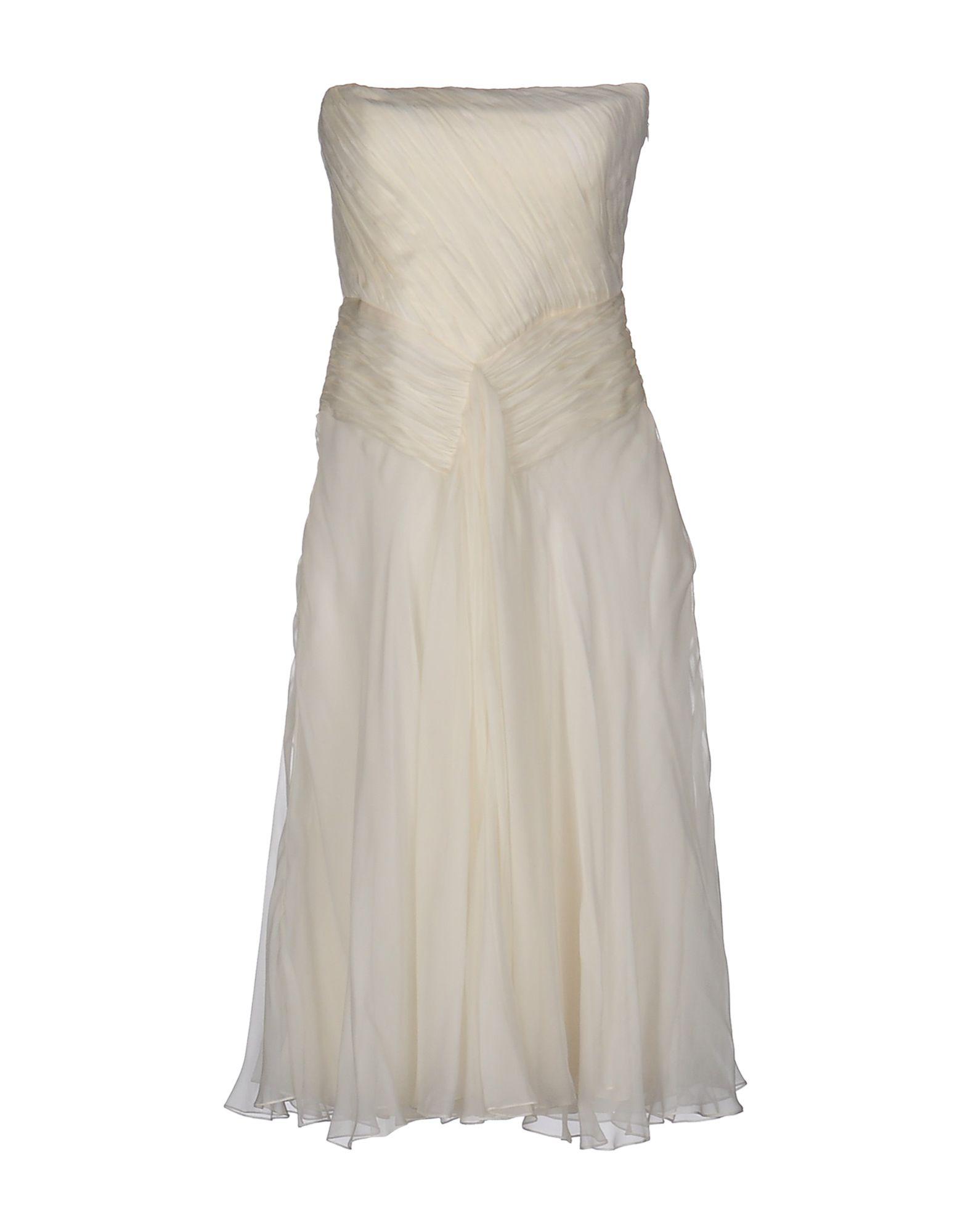RALPH LAUREN BLACK LABEL Платье до колена ralph lauren black label платье длиной 3 4