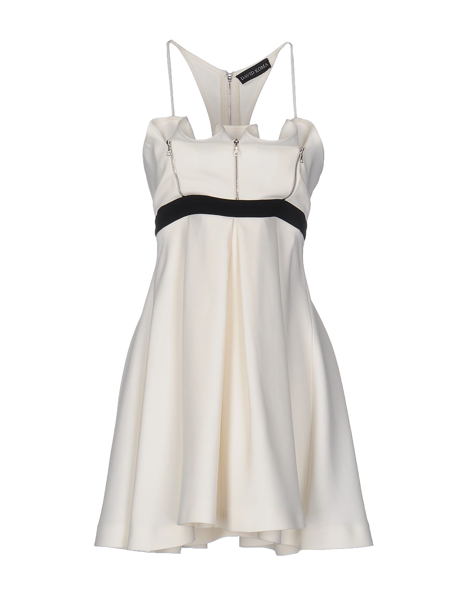 DAVID KOMA Короткое платье
