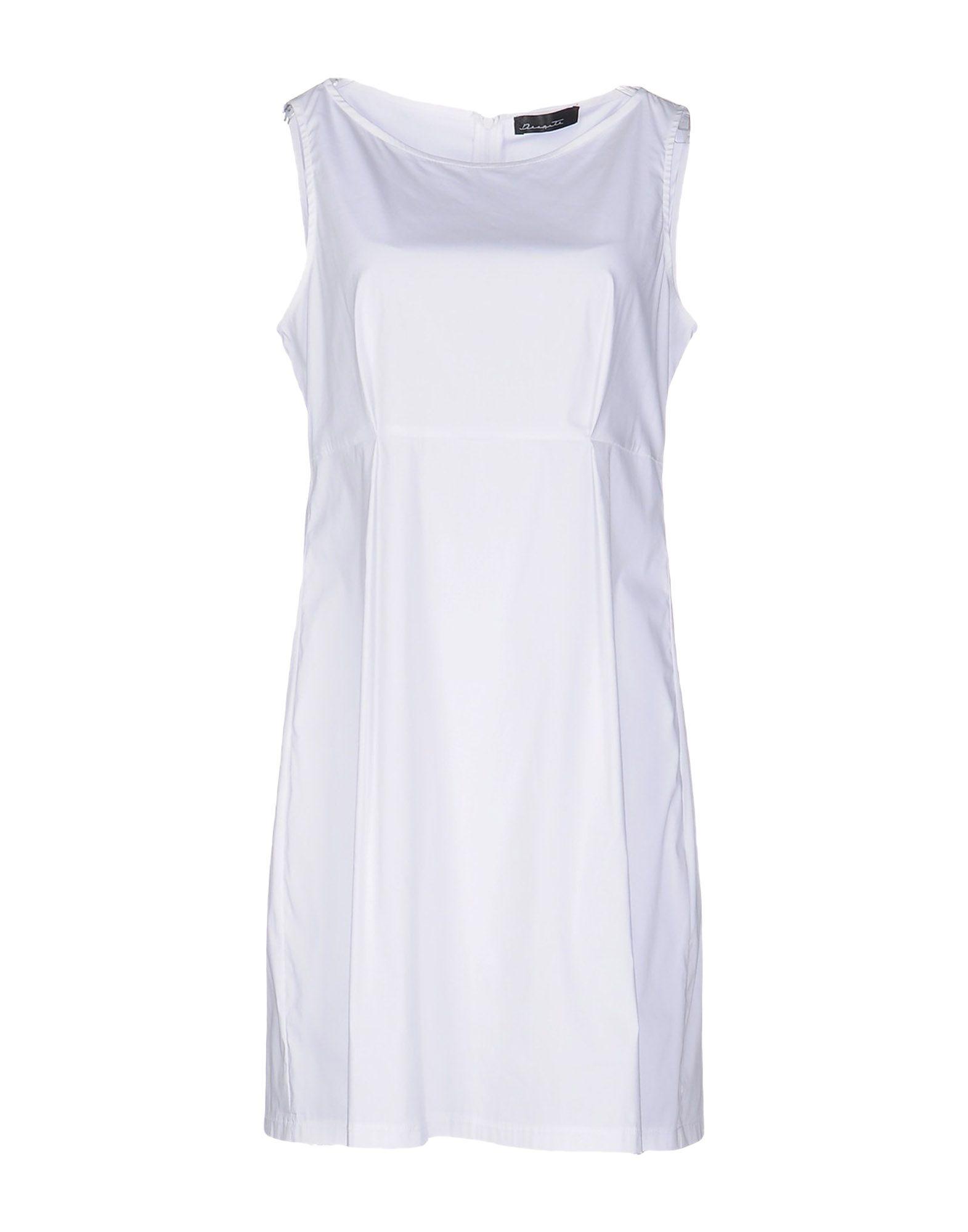 DESPITE Короткое платье