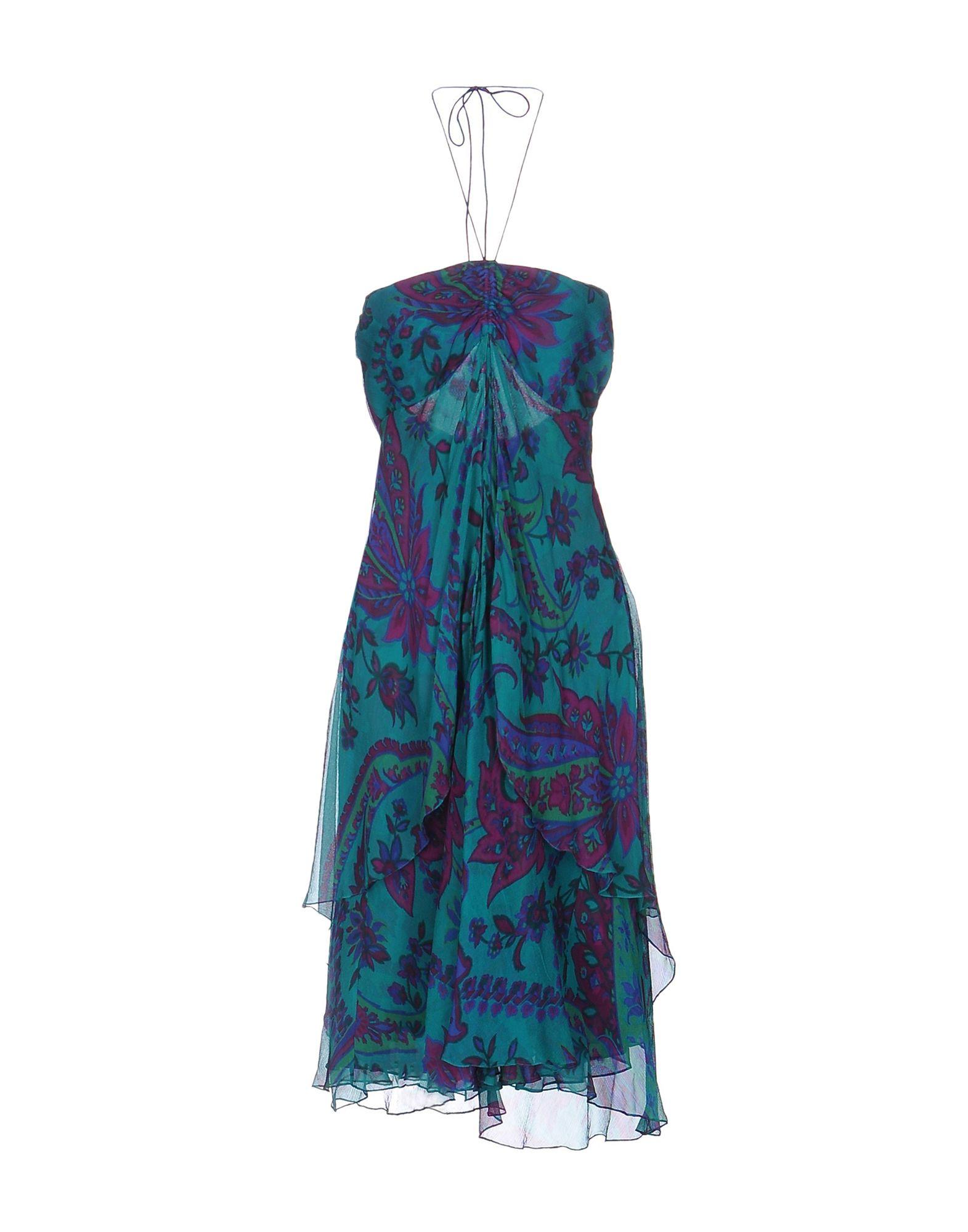 купить RALPH LAUREN BLACK LABEL Платье до колена по цене 14550 рублей