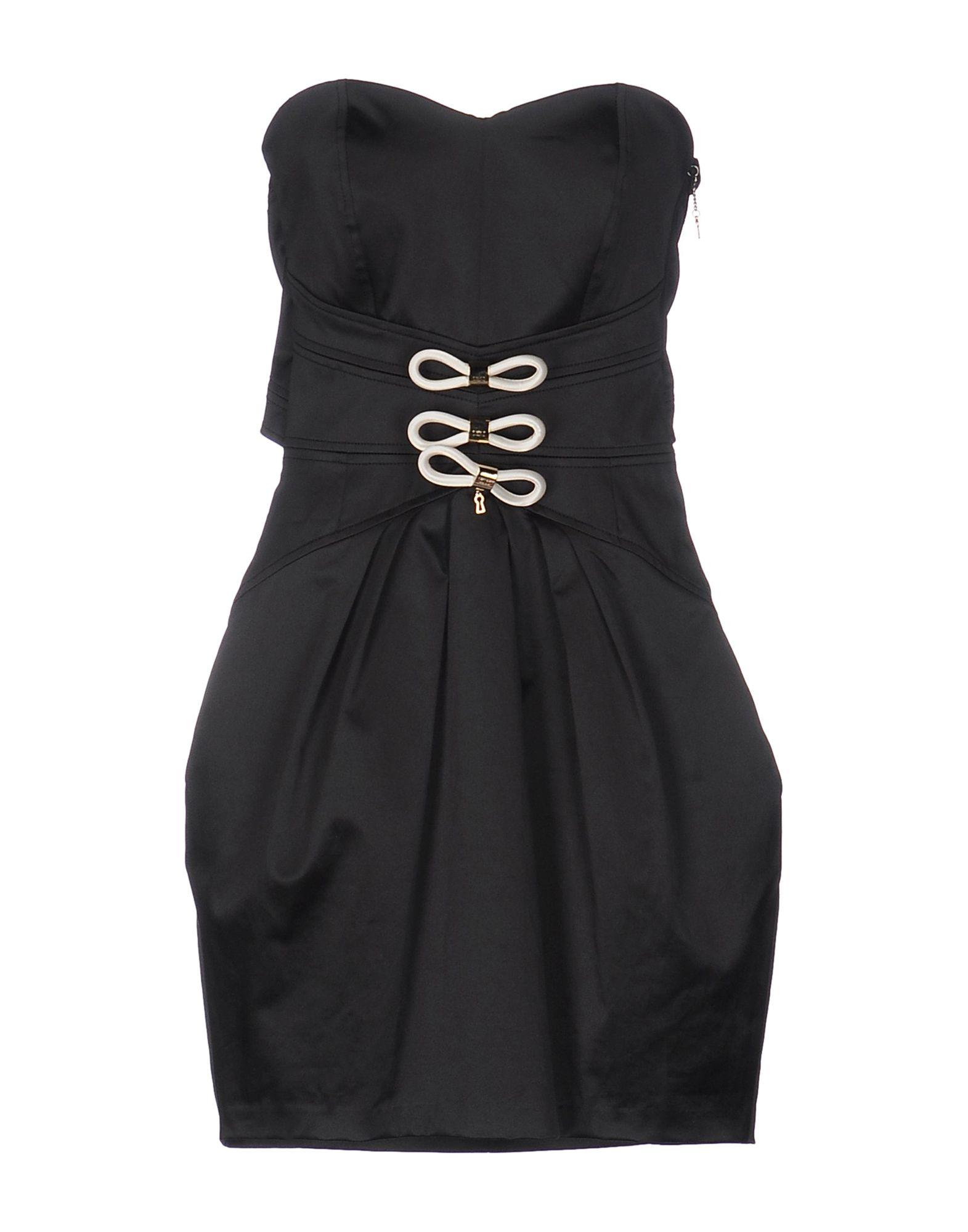 PASSEPARTOUT DRESS by ELISABETTA FRANCHI CELYN b. Короткое платье платье quelle b c best connections by heine 3968
