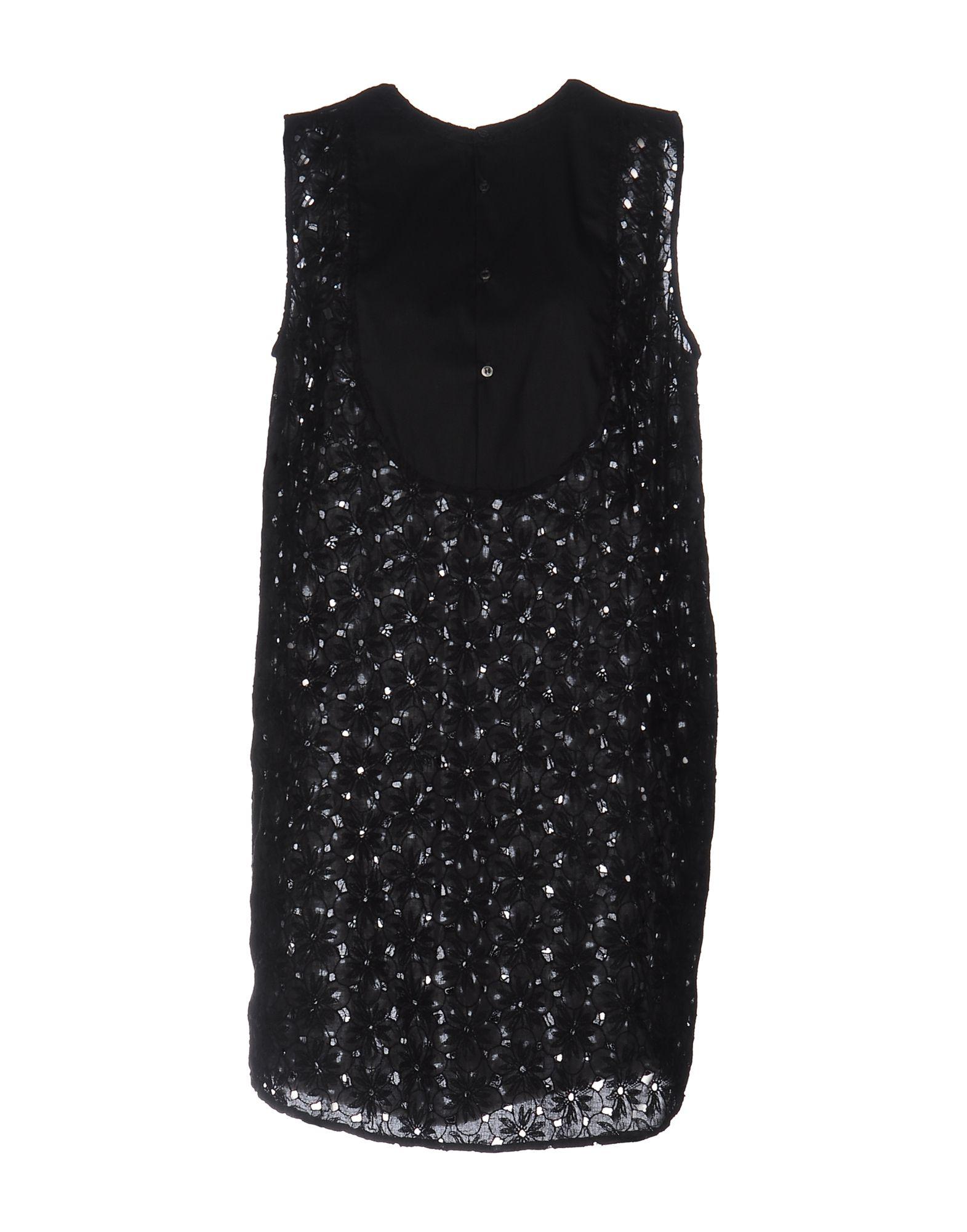 DEPARTMENT 5 Короткое платье masura набор гель лаков драгоценные камни прага 3 5 мл