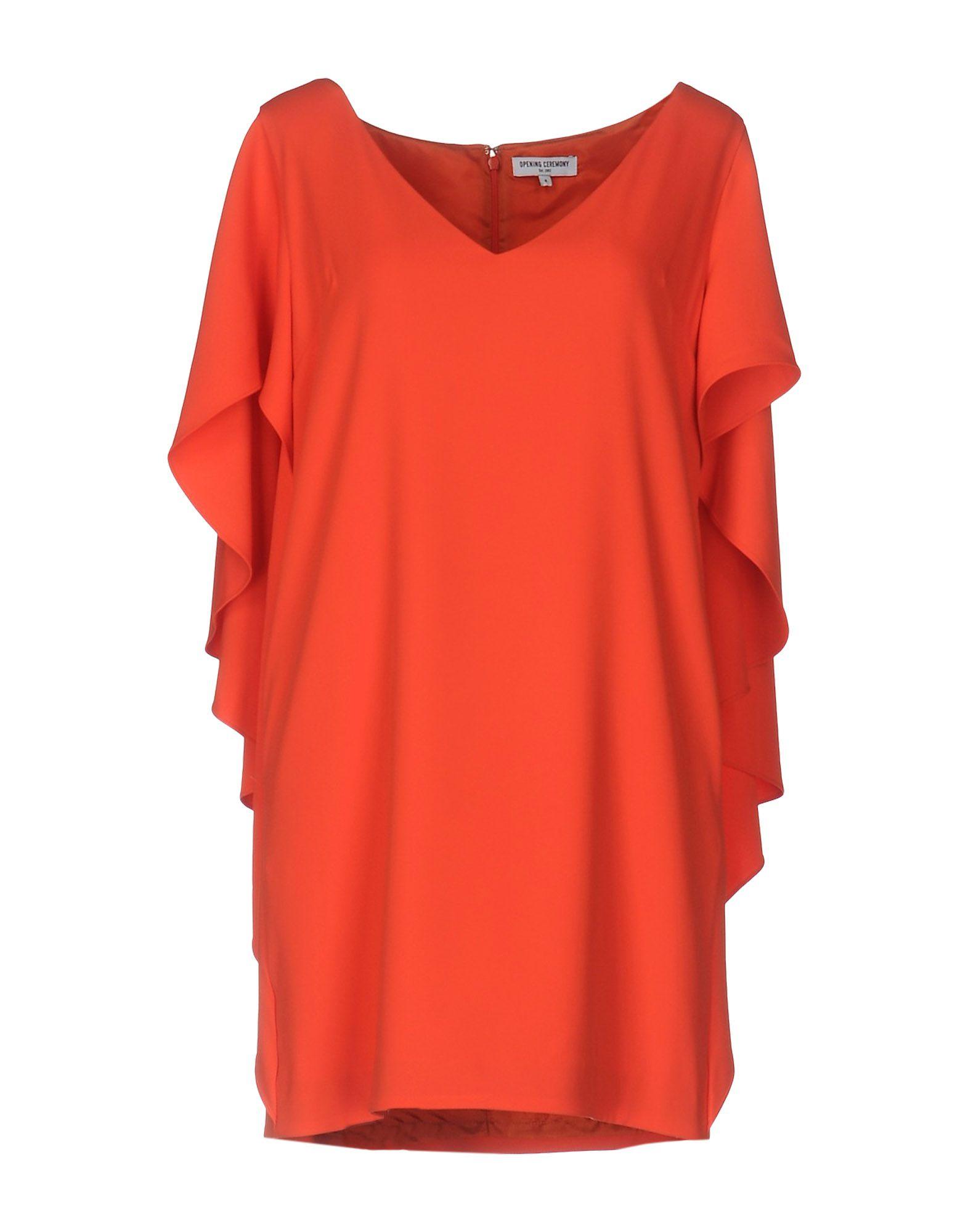 где купить OPENING CEREMONY Короткое платье по лучшей цене