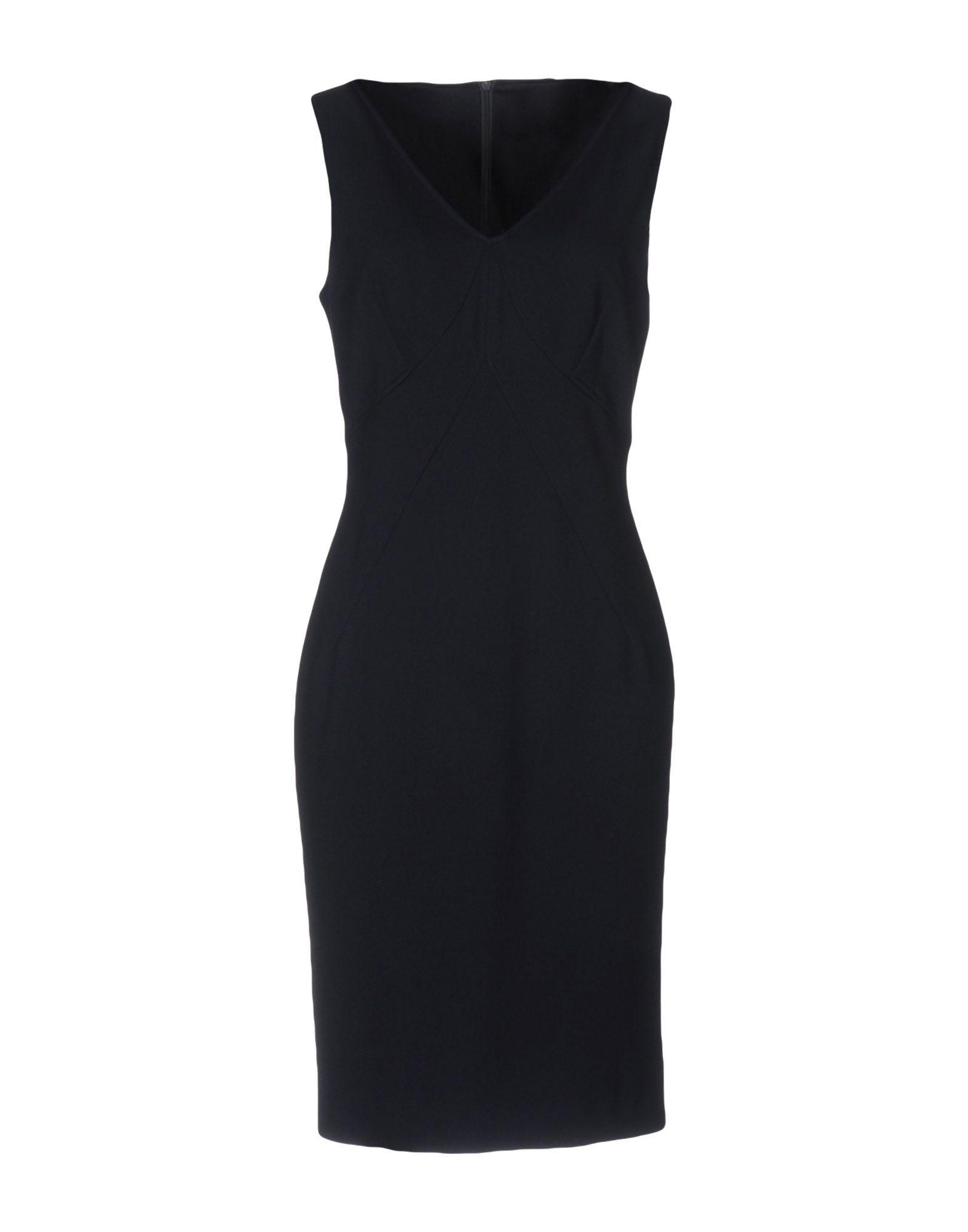 CLIPS MORE Платье до колена clips more платье до колена