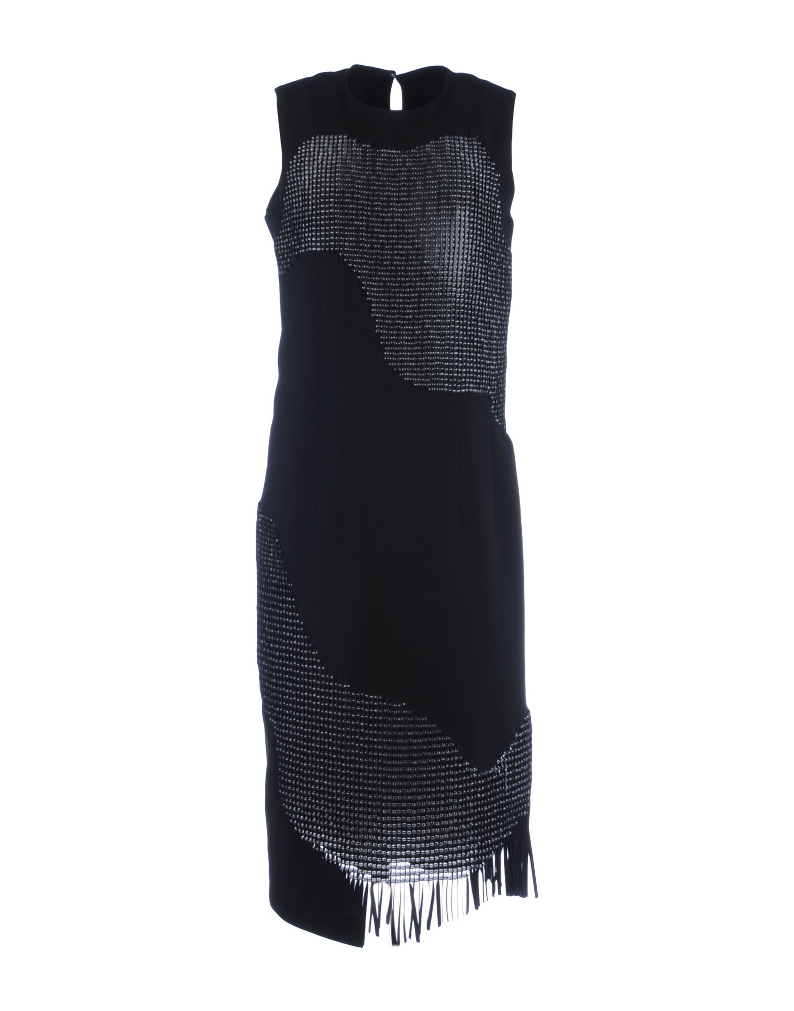 NOIR KEI NINOMIYA Платье длиной 3/4 футболка supremebeing pantera noir ss14 black 8901 xl