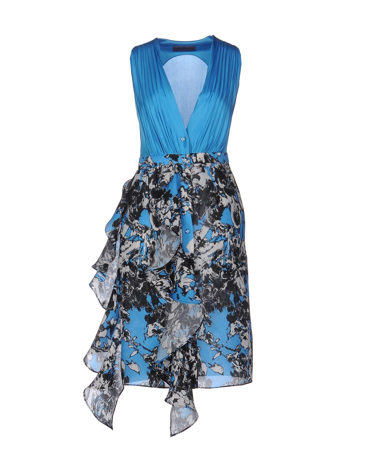 EMANUEL UNGARO Платье до колена