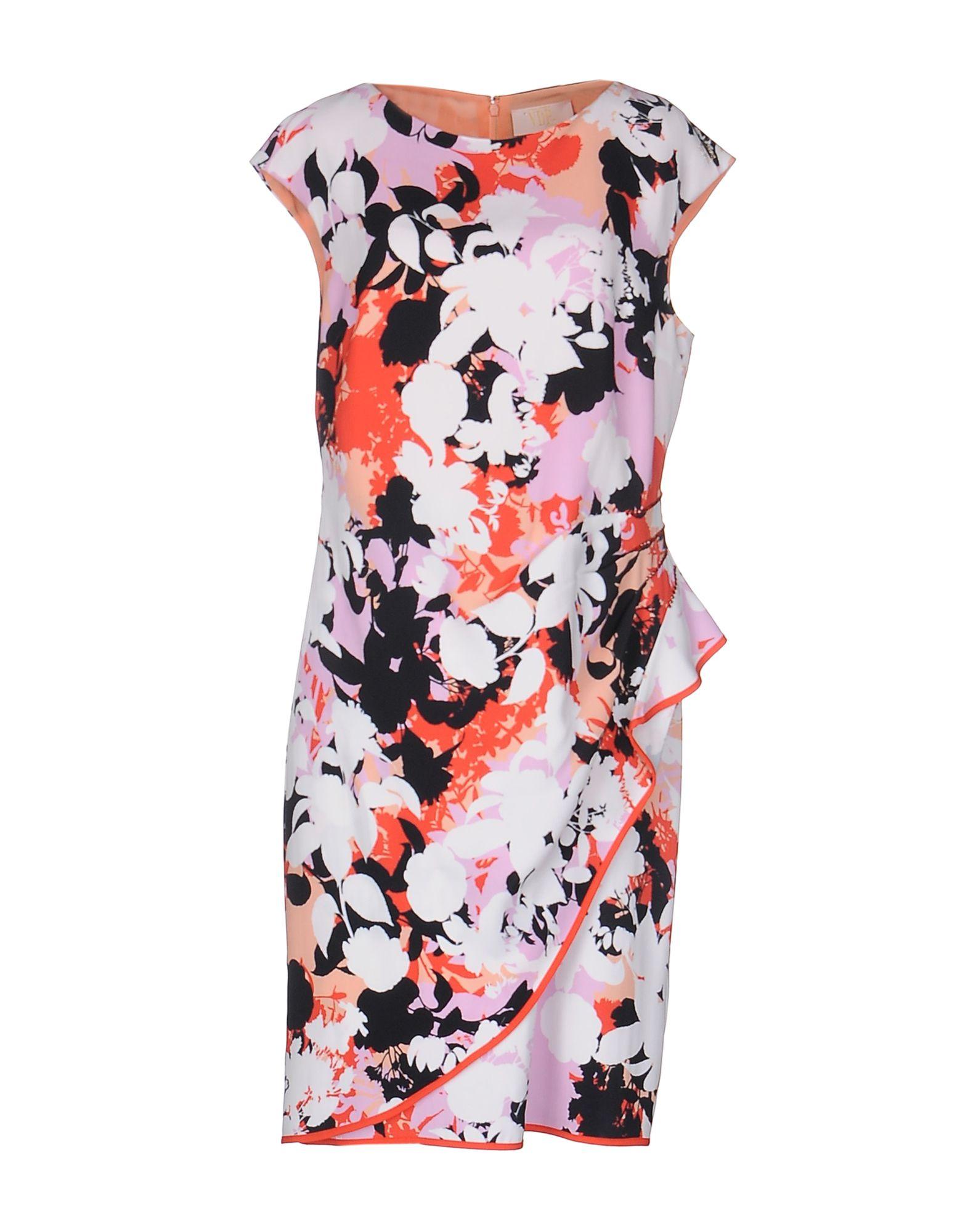 VDP COLLECTION Платье до колена платье pettli collection pettli collection pe034ewkqe31