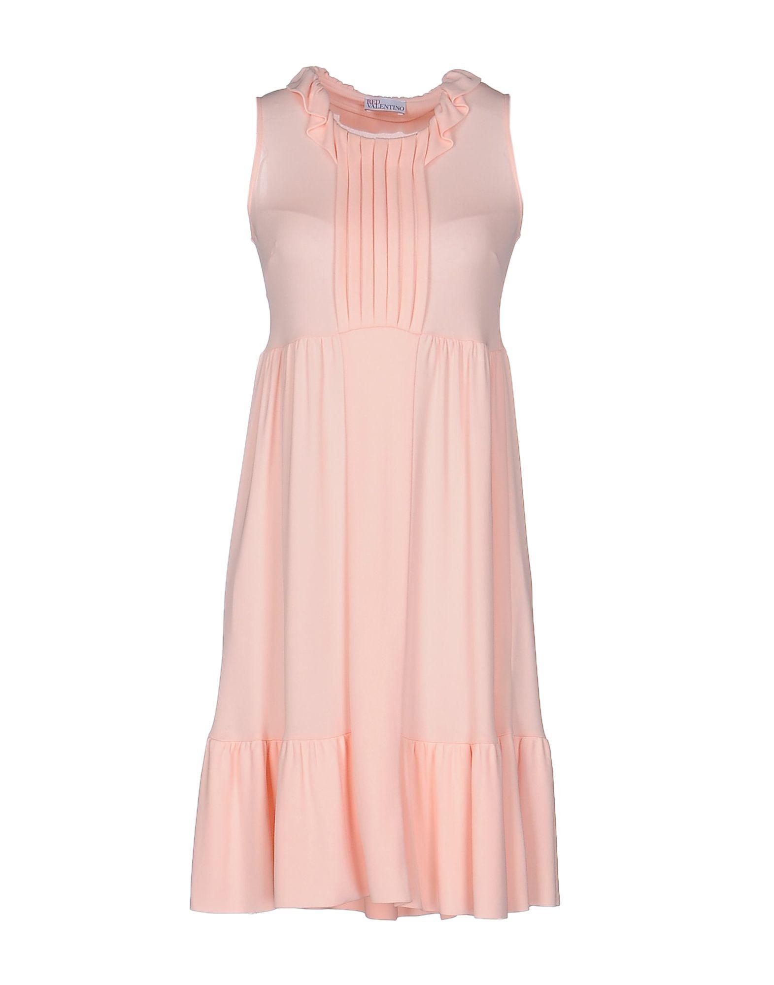 Фото REDValentino Короткое платье. Купить с доставкой