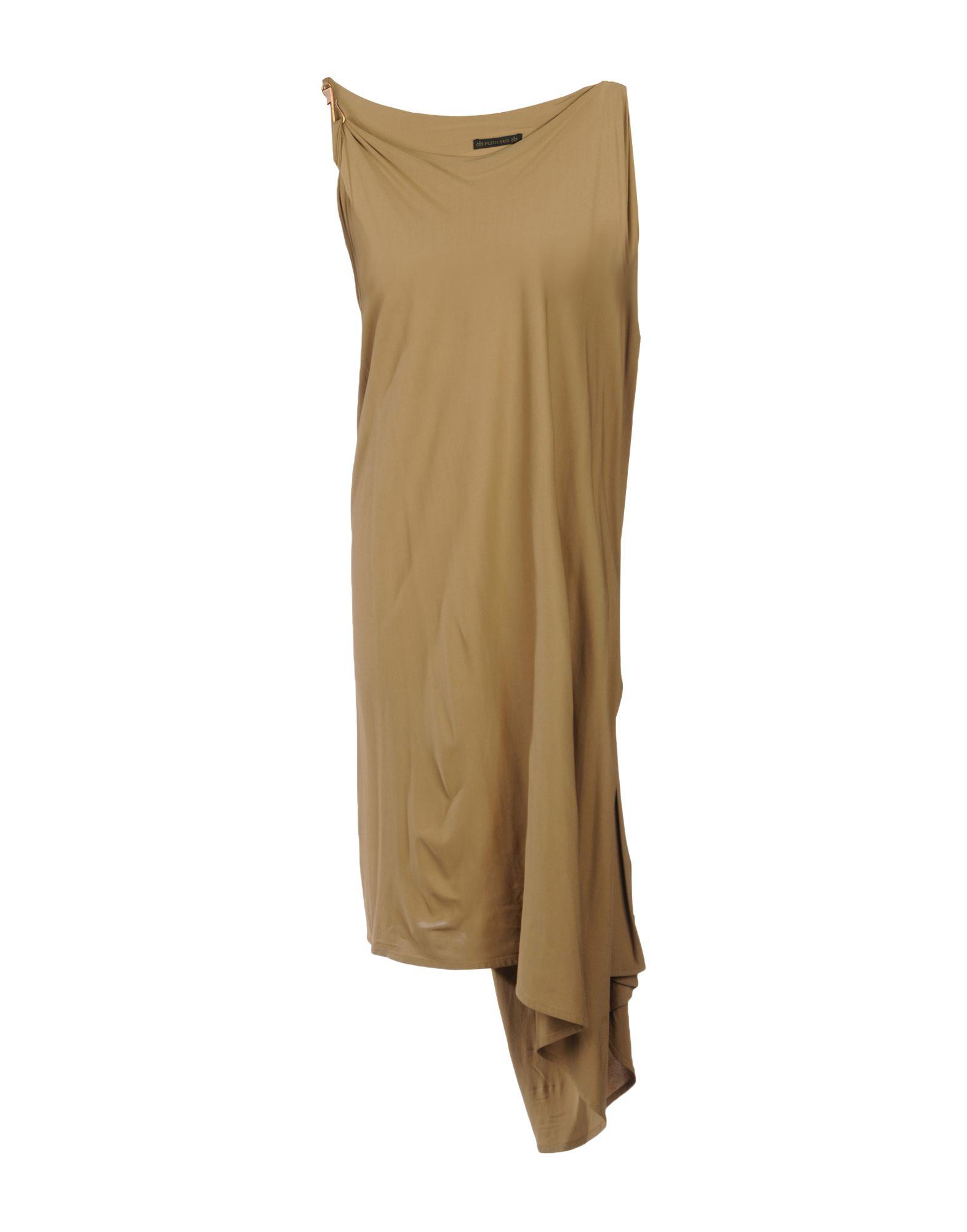 PLEIN SUD Платье до колена plein sud длинное платье