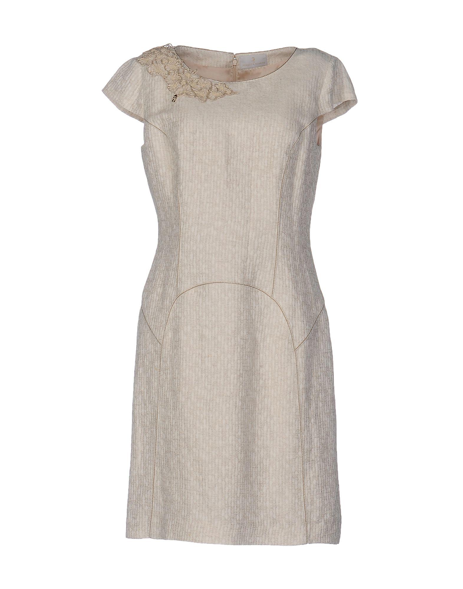купить ROBERTA SCARPA Платье до колена по цене 8750 рублей