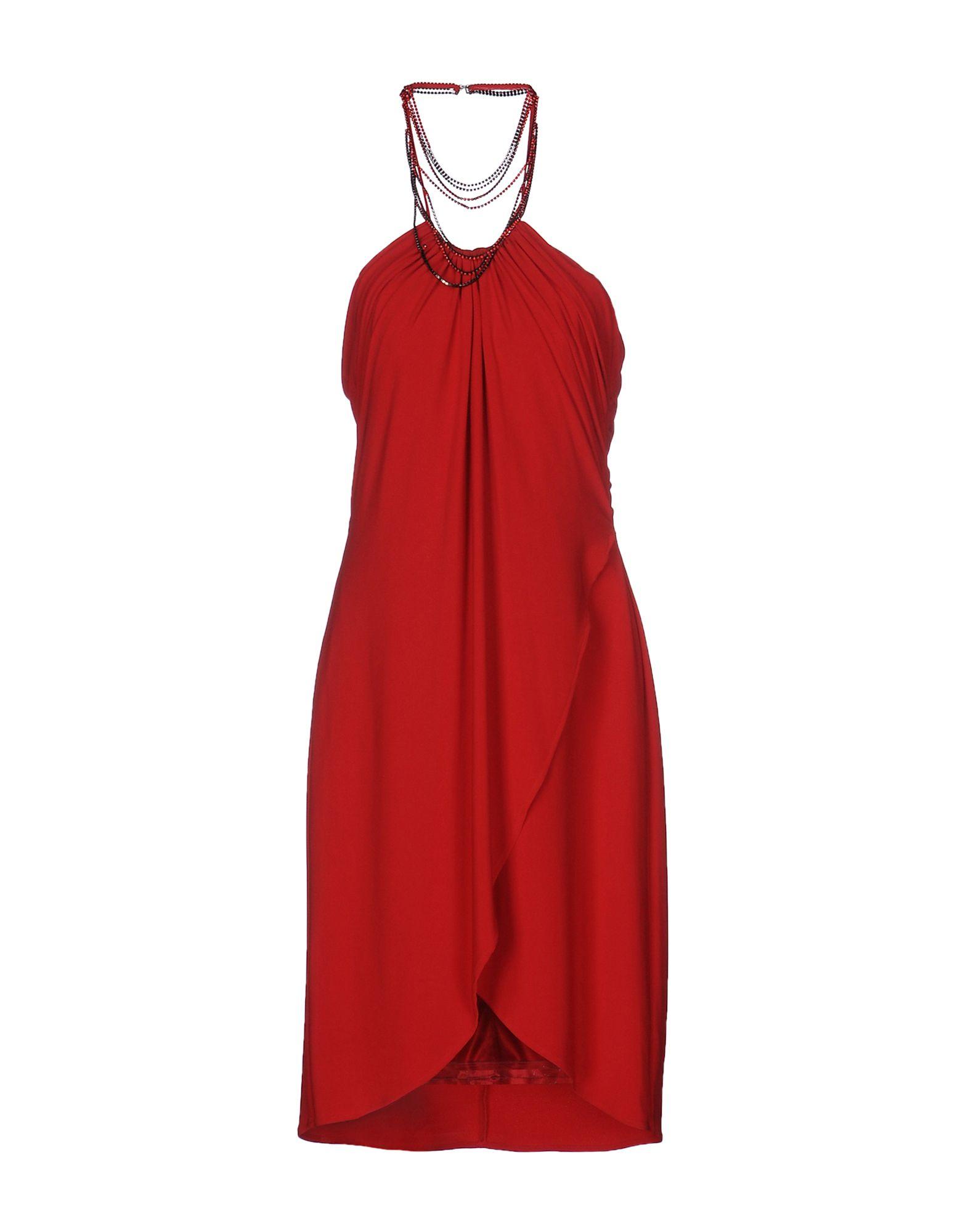 все цены на  IMPERO COUTURE Платье до колена  онлайн