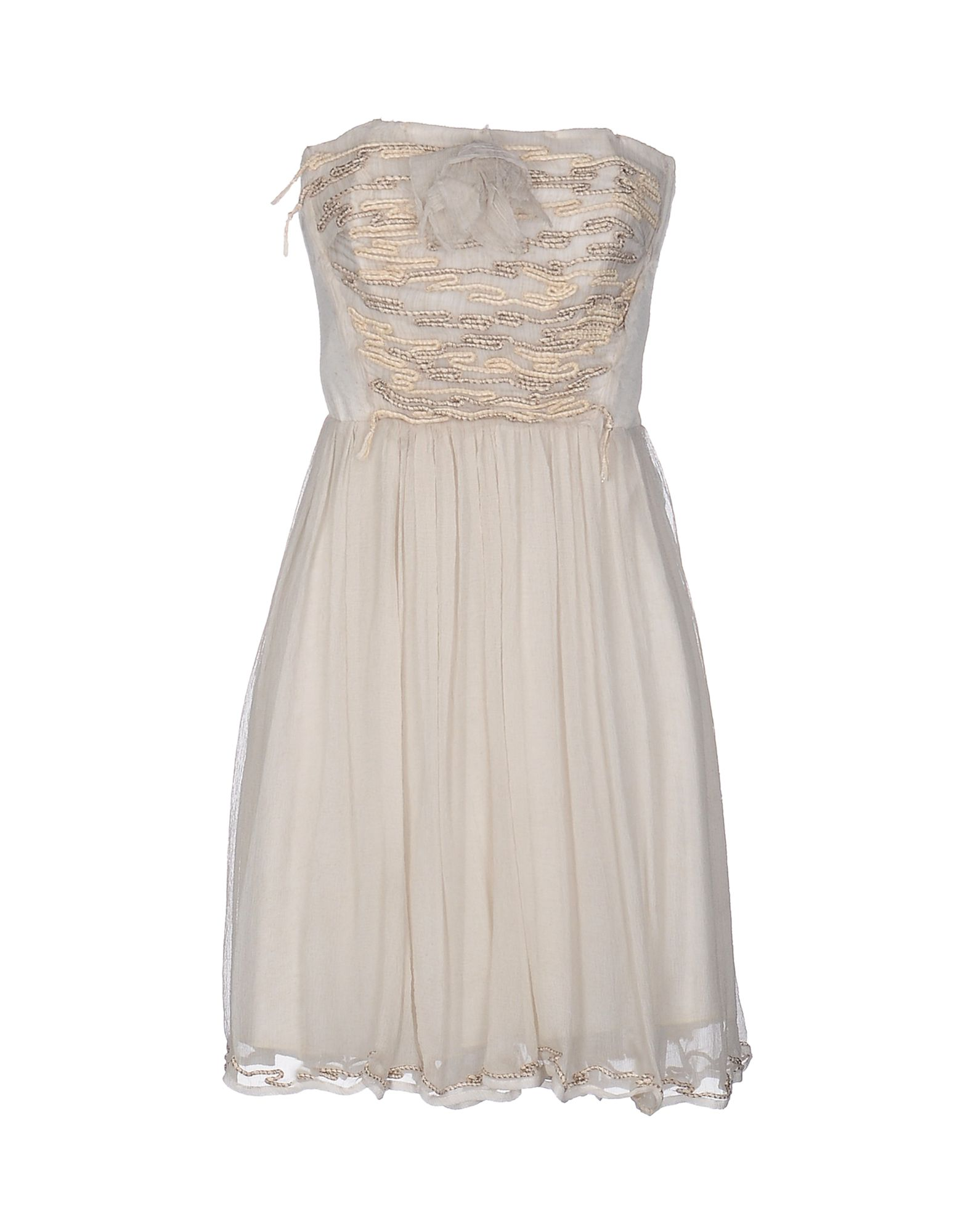 SONIA GONNELLI Короткое платье цена 2017