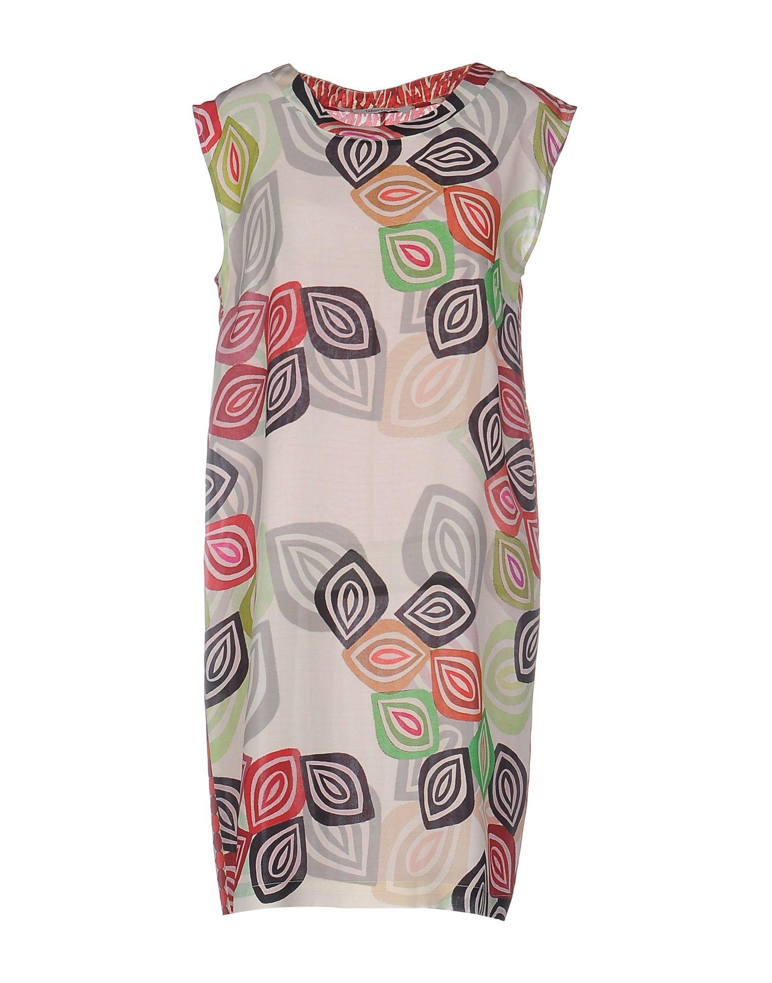 Фото LABORATORIO Короткое платье. Купить с доставкой