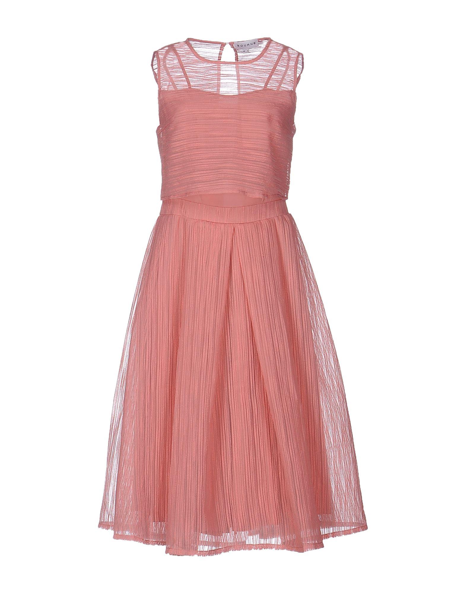 купить BOURNE Платье до колена недорого