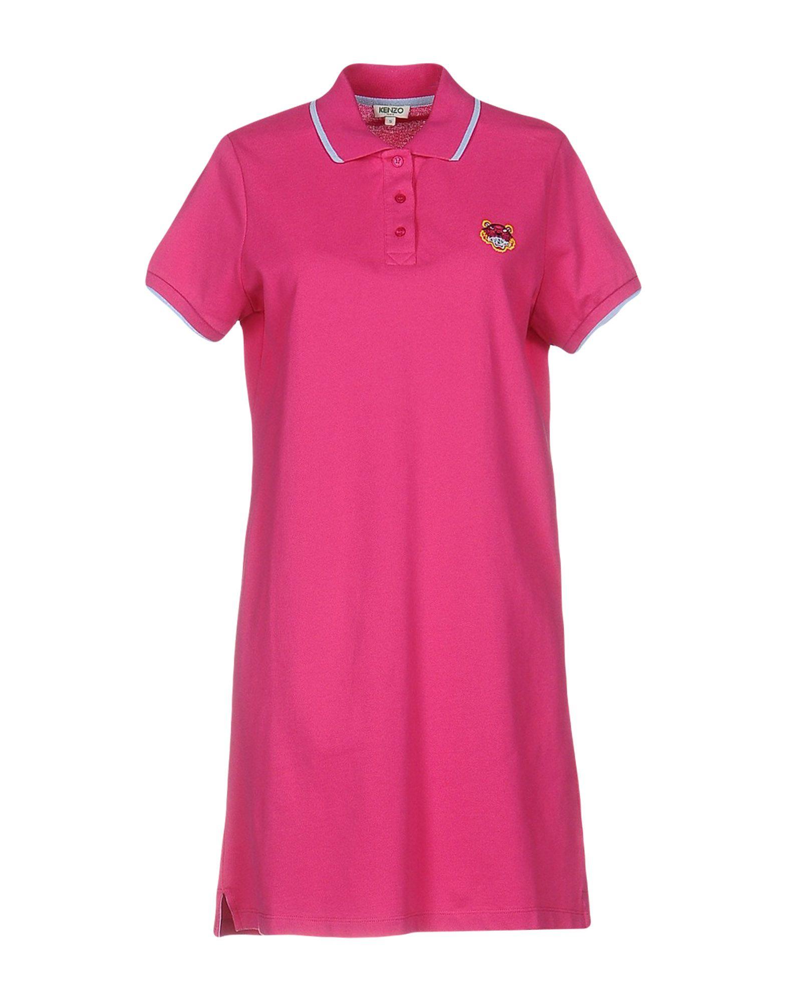 KENZO Короткое платье платье с рисунком kenzo ут 00012094