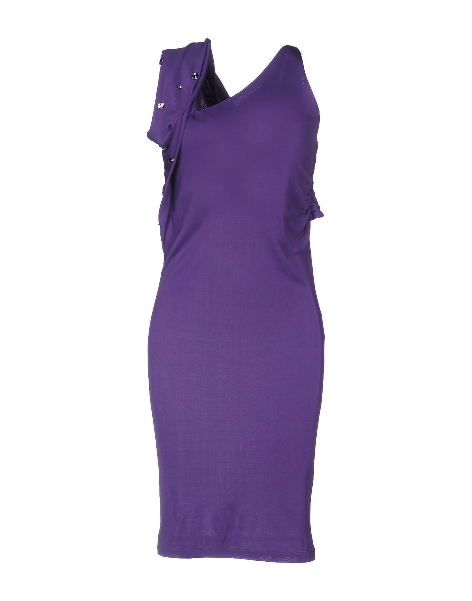 цены на ALESSANDRO LEGORA Платье до колена в интернет-магазинах