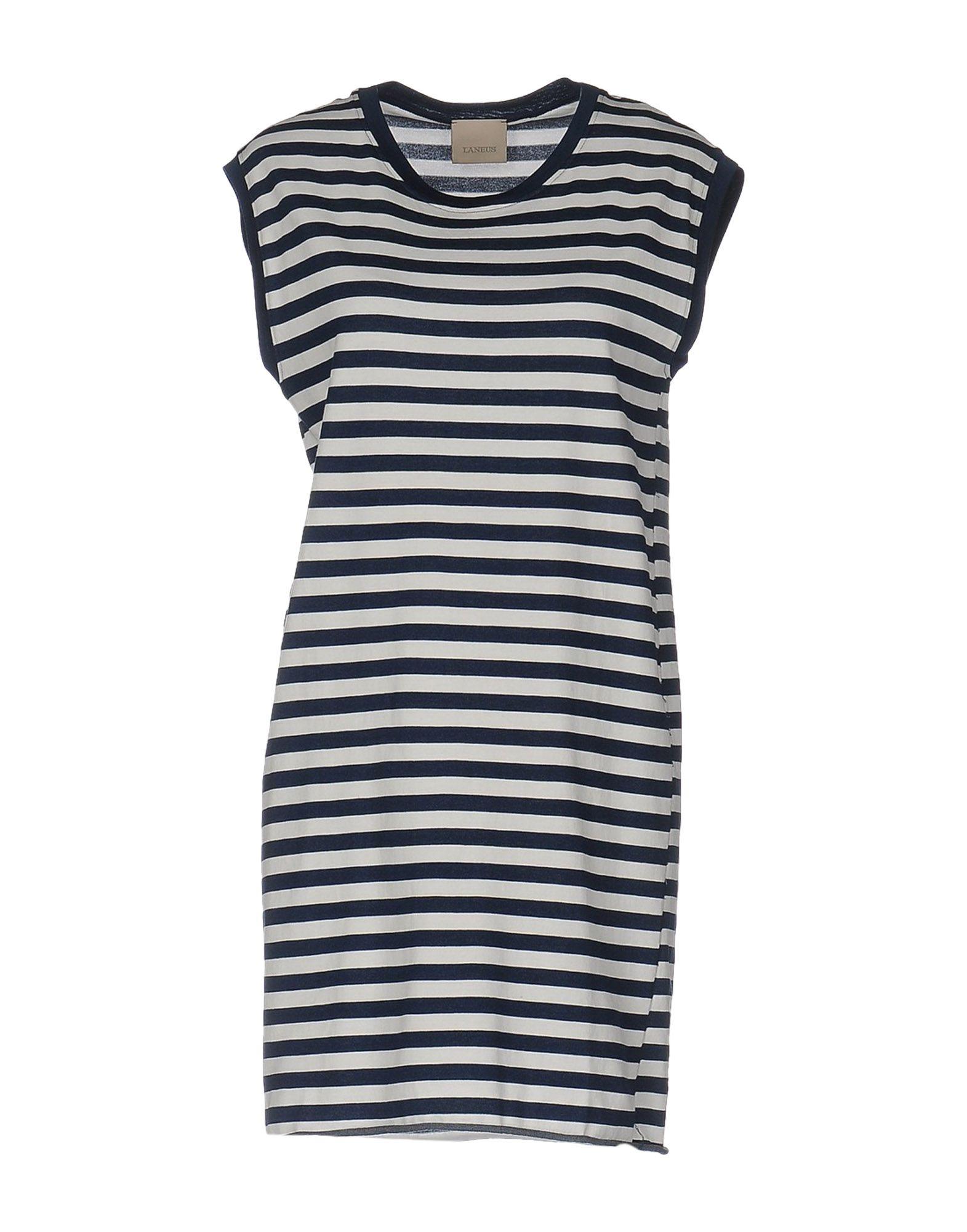 цена LANEUS Короткое платье онлайн в 2017 году