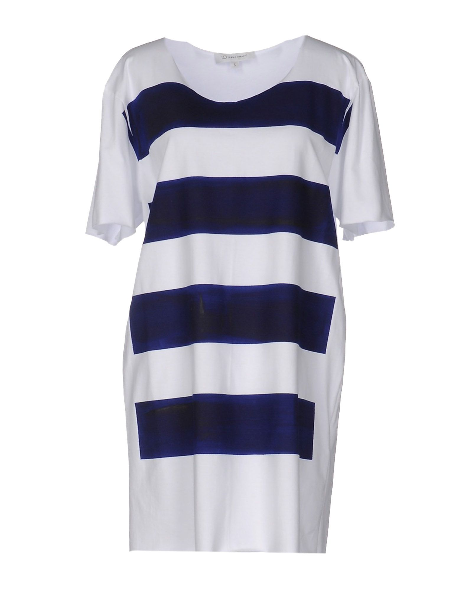 IO IVANA OMAZIC Short Dresses in White