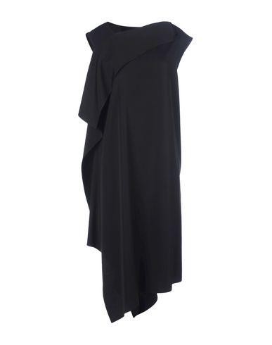 Платье до колена YOHJI YAMAMOTO 34686476HH
