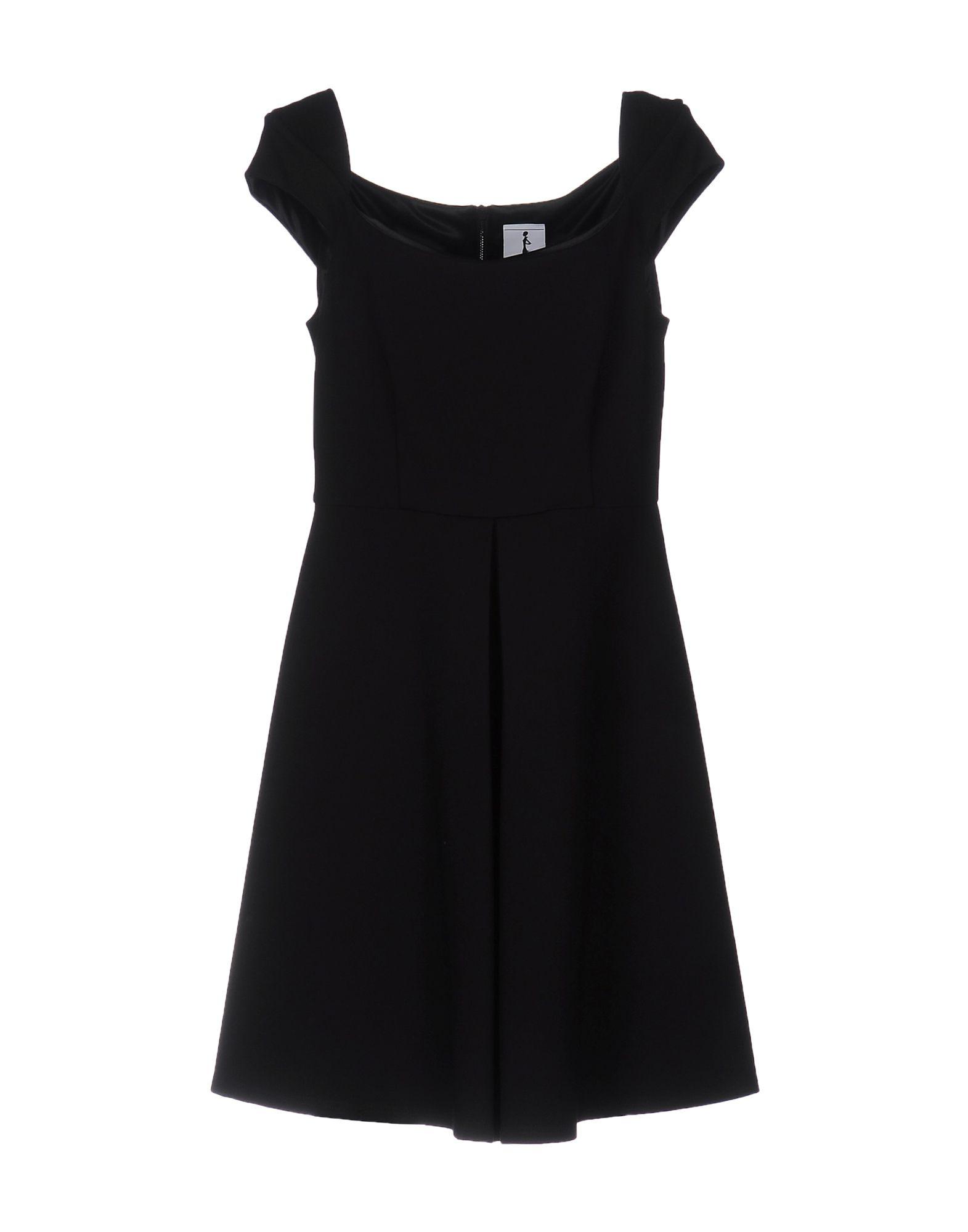 MY SECRET BLACK DRESS Короткое платье