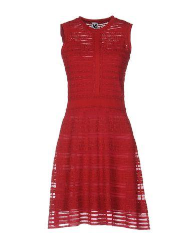 Короткое платье M MISSONI 34686643NV
