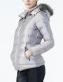 ARMANI EXCHANGE HOODED QUILTED PUFFER JACKET PUFFER JACKET D d