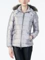 ARMANI EXCHANGE HOODED QUILTED PUFFER JACKET PUFFER JACKET D f