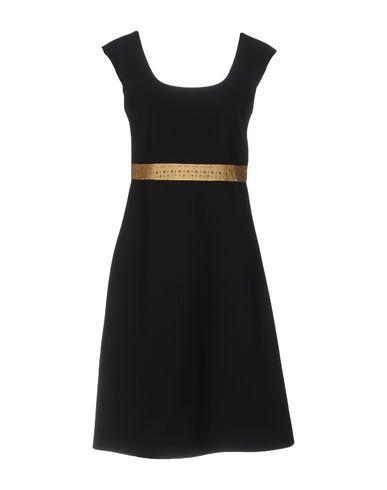 цена  EVA MINGE Короткое платье  онлайн в 2017 году