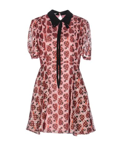 Короткое платье MIU MIU 34687633XP