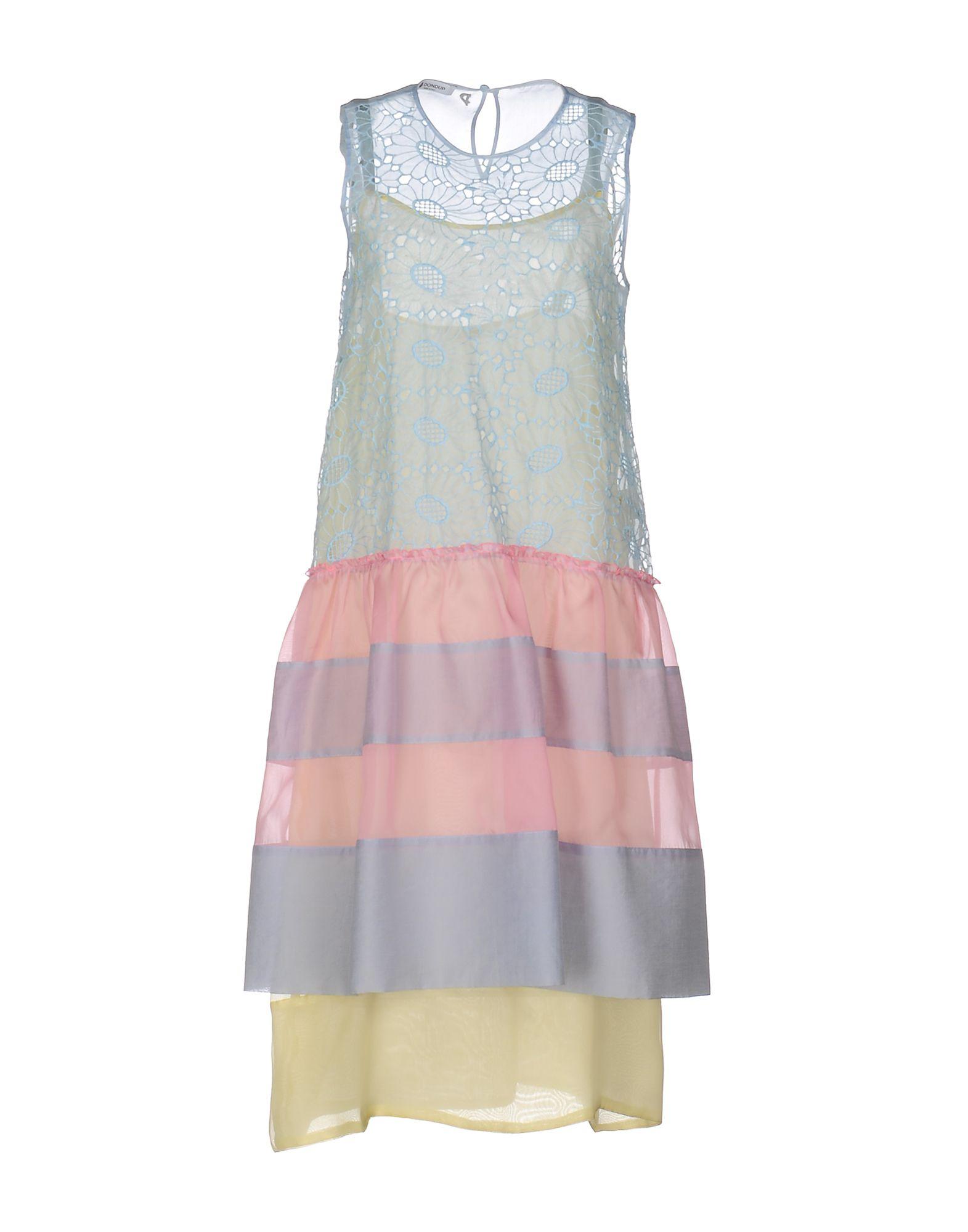 купить DONDUP Платье до колена по цене 8700 рублей