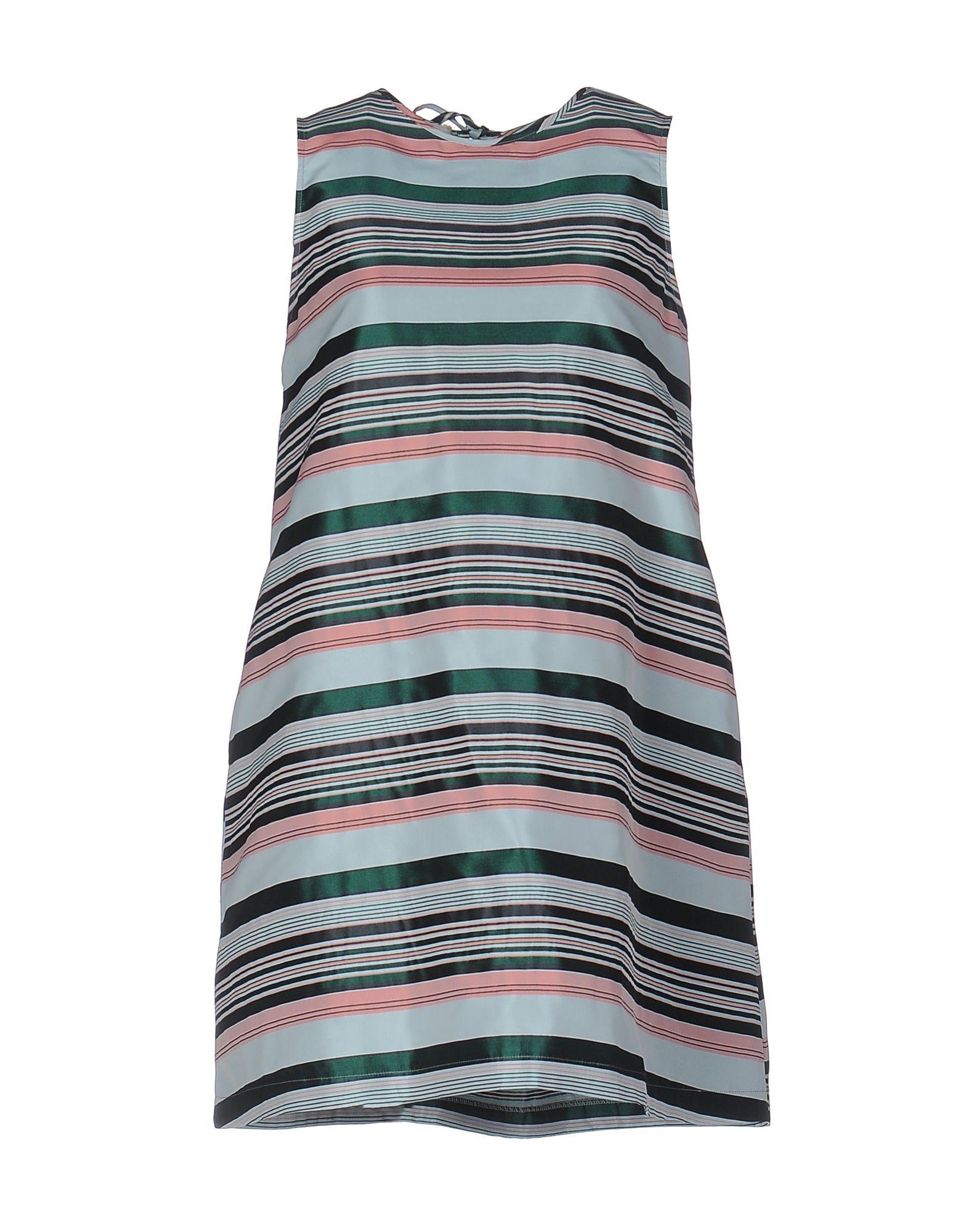 цена  PIAF Короткое платье  онлайн в 2017 году