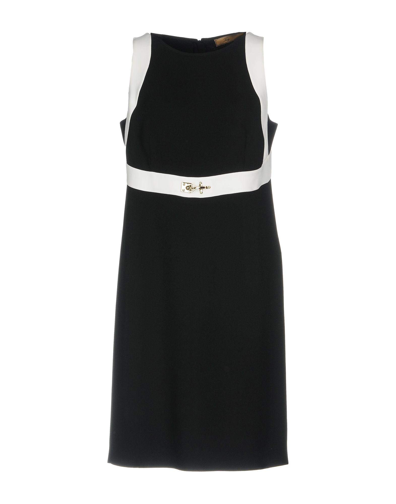 Фото FAY Короткое платье. Купить с доставкой