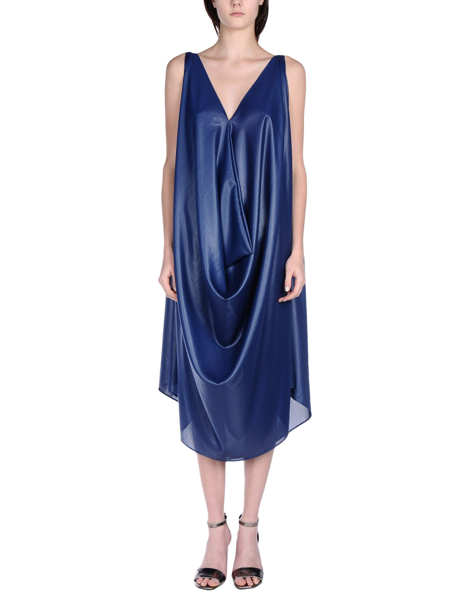 цена MARTIN ALVAREZ  Milano Платье до колена онлайн в 2017 году