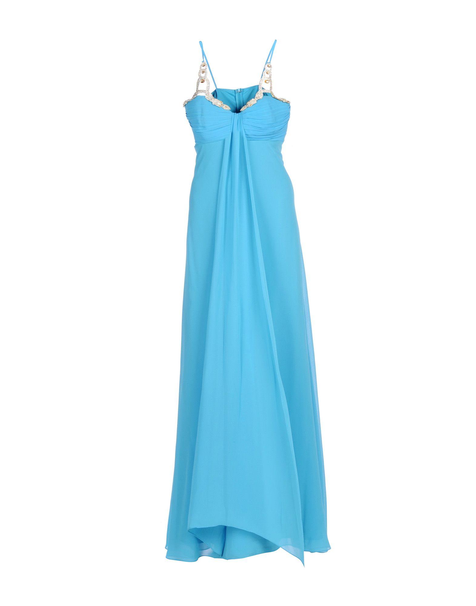 IMPERO COUTURE Платье длиной 3/4 moschino couture юбка длиной 3 4