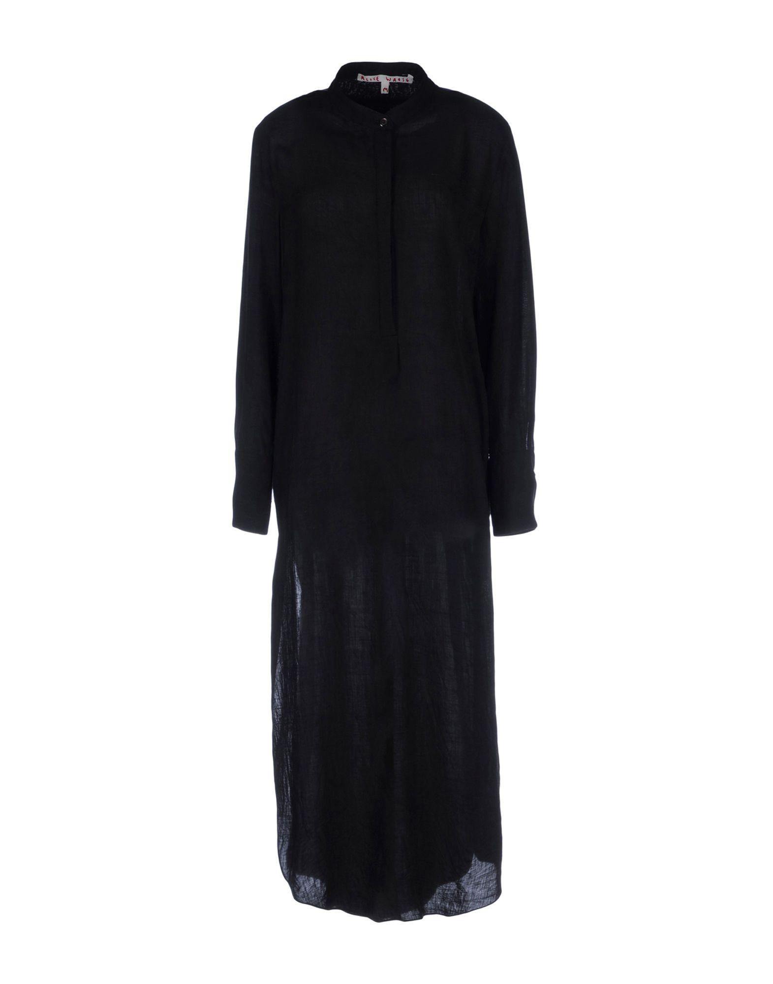 ALICE WAESE Платье длиной 3/4 lisa corti платье длиной 3 4