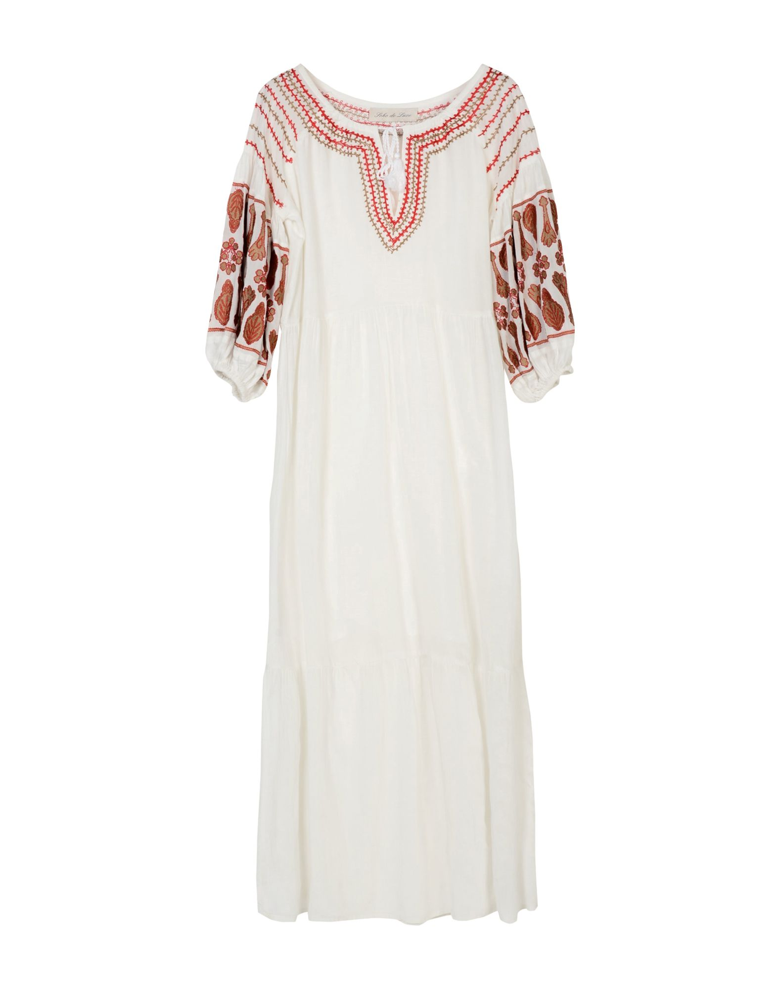 где купить SOHO DE LUXE Длинное платье по лучшей цене