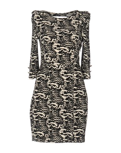Короткое платье RELISH 34689252IU