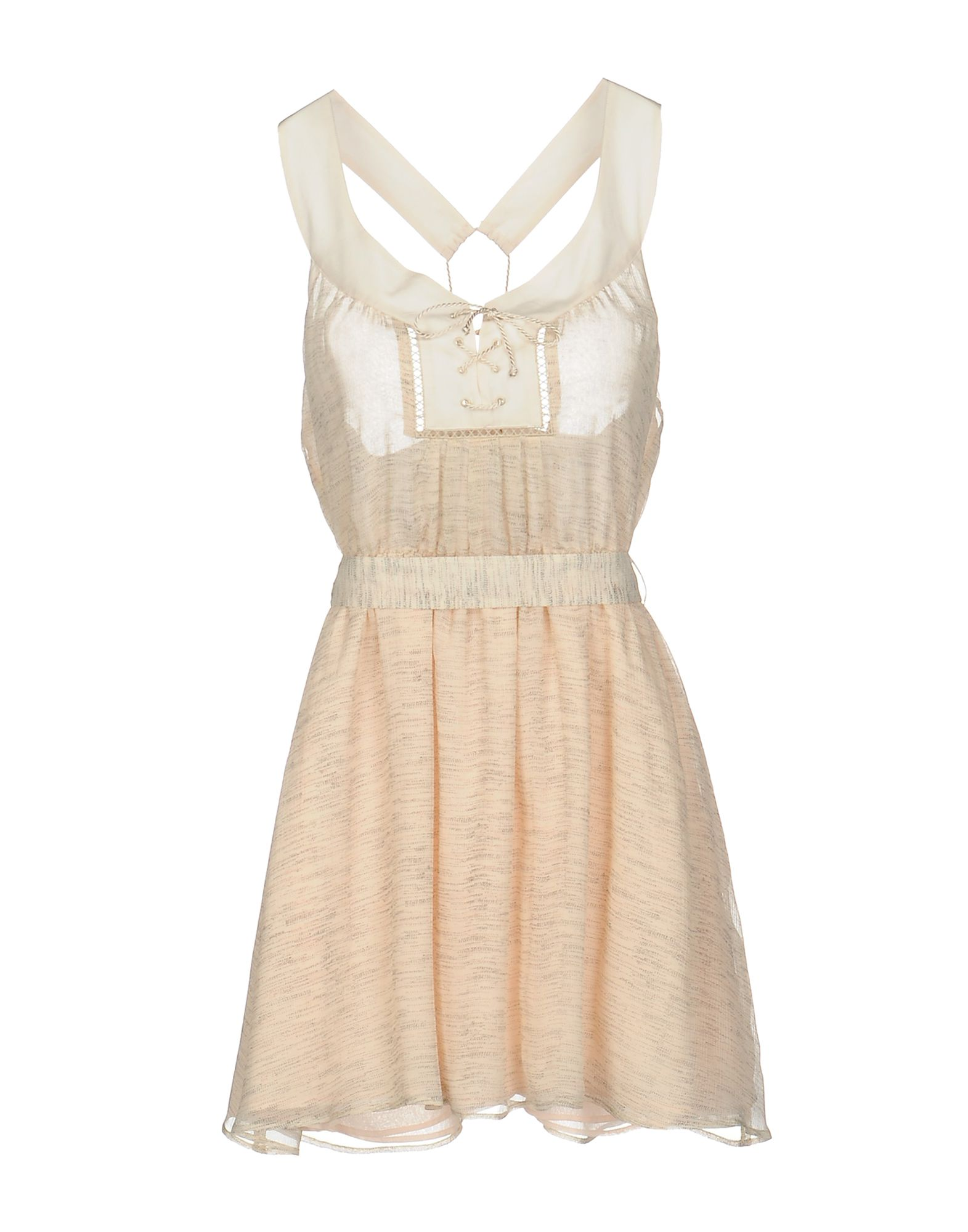 SESSUN Formal Dress in Light Pink