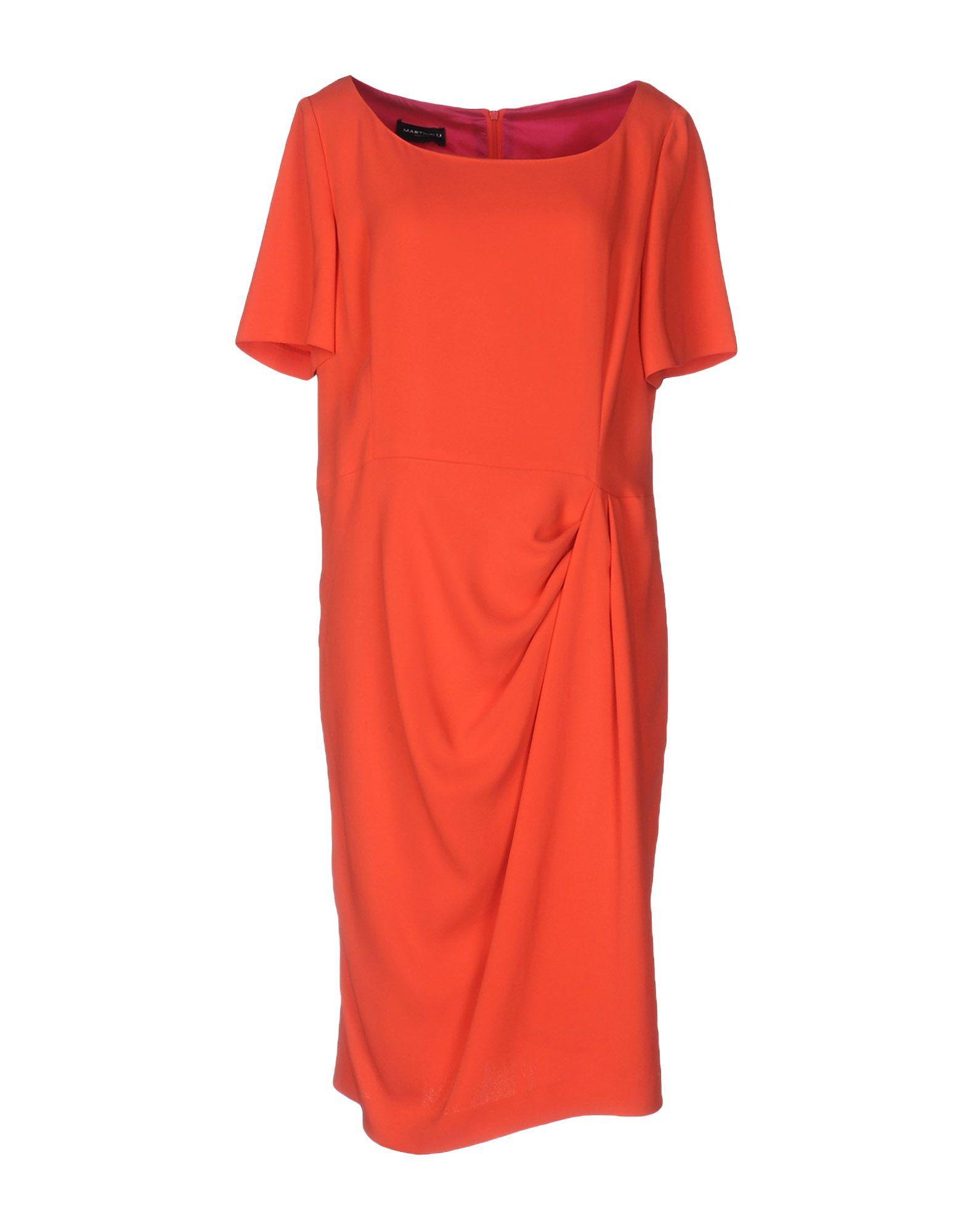 купить MARTINELLI Платье до колена дешево