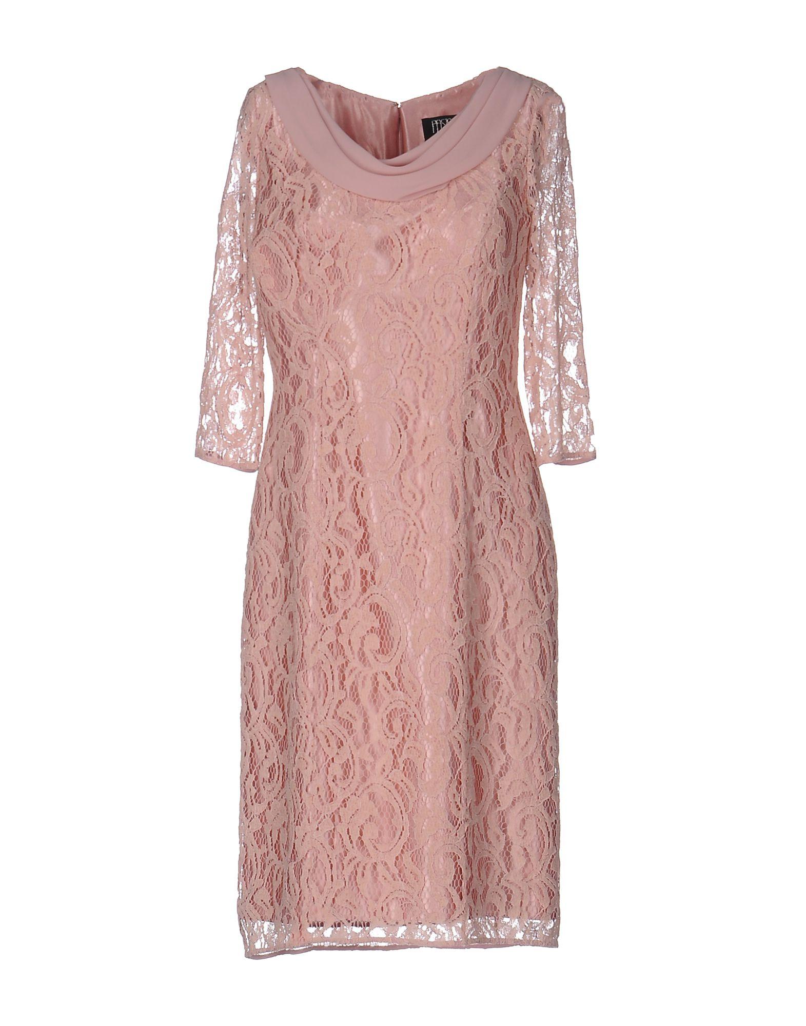 цена  PASTORE COUTURE Платье до колена  онлайн в 2017 году