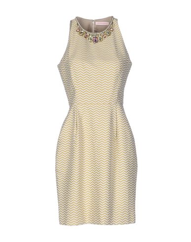 Короткое платье MATTHEW WILLIAMSON 34689661SL