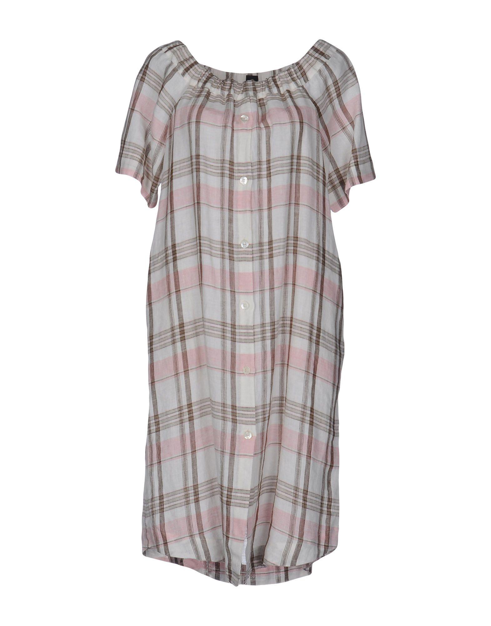 PHILO by MANGOLINI CONFEZIONI Короткое платье цена 2017