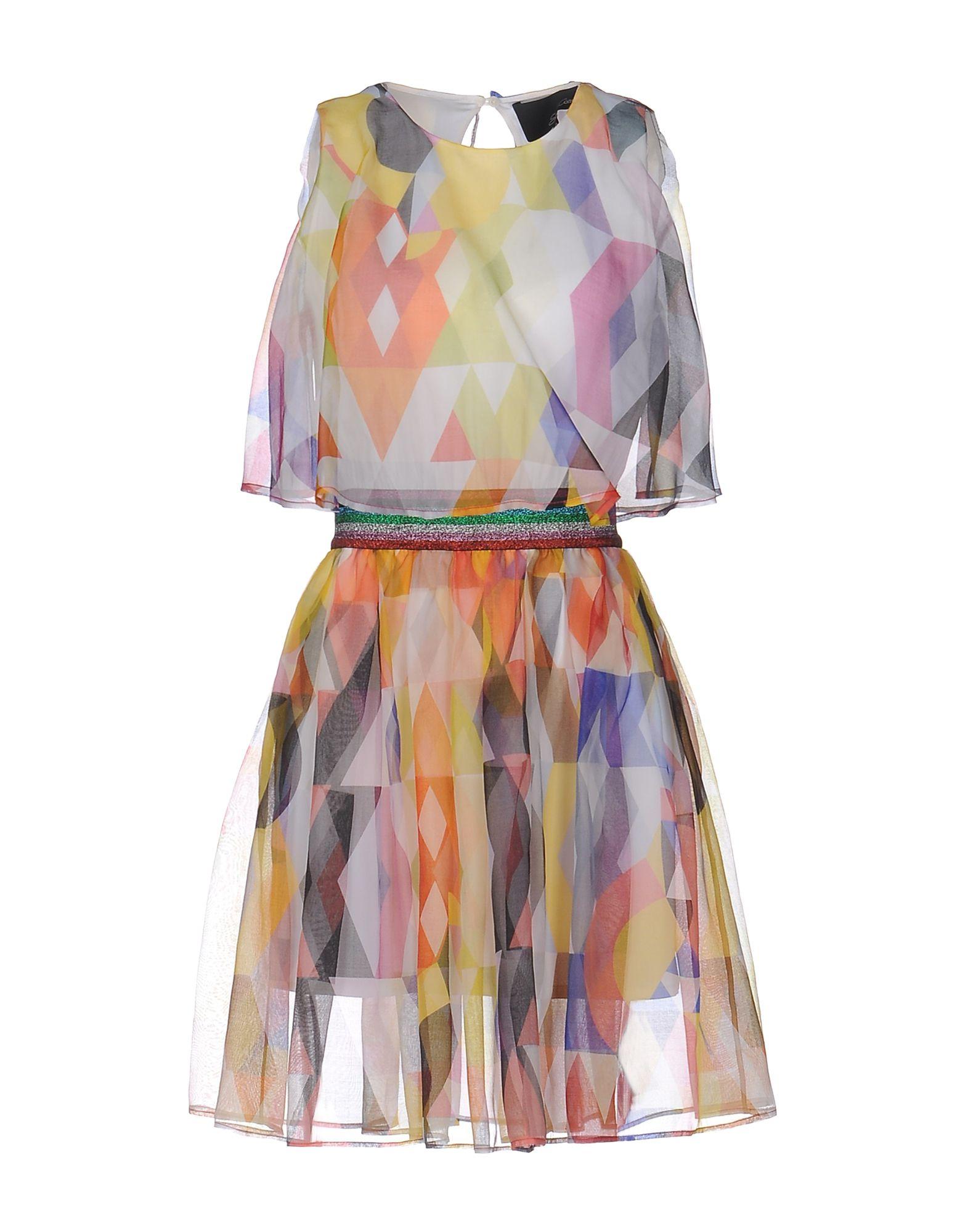 цены на SIMONA CORSELLINI Короткое платье в интернет-магазинах